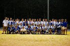 Booker T. Washington Wildcats Boys Varsity Lacrosse Spring 16-17 team photo.