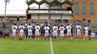 Asheboro Blue Comets Boys Varsity Lacrosse Spring 16-17 team photo.
