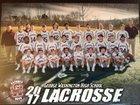 George Washington Patriots Boys Varsity Lacrosse Spring 16-17 team photo.