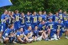 SouthLake Christian Academy  Boys Varsity Lacrosse Spring 16-17 team photo.