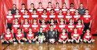 Linn-Mar Lions Boys Freshman Soccer Spring 16-17 team photo.
