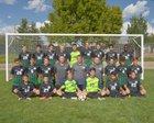 Hope Christian Huskies Boys JV Soccer Fall 17-18 team photo.