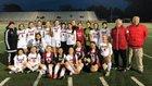 Winters Warriors Girls Varsity Soccer Winter 17-18 team photo.
