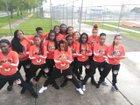 Boyd Anderson Cobras Girls Varsity Soccer Winter 17-18 team photo.