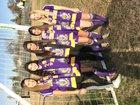 Willows Honkers Girls Varsity Soccer Winter 17-18 team photo.