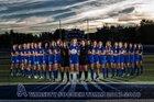 Los Altos Conquerors Girls Varsity Soccer Winter 17-18 team photo.