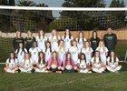 Rio Americano Raiders Girls Varsity Soccer Winter 17-18 team photo.