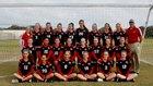 Vero Beach Indians Girls Varsity Soccer Winter 17-18 team photo.