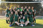Kingsburg Vikings Girls Varsity Soccer Winter 17-18 team photo.