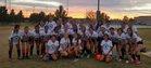Skyline Coyotes Girls Varsity Soccer Winter 17-18 team photo.