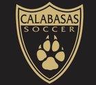 Calabasas Coyotes Girls Varsity Soccer Winter 17-18 team photo.
