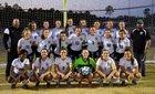 Yulee Hornets Girls Varsity Soccer Winter 17-18 team photo.