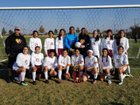 Barstow Aztecs Girls Varsity Soccer Winter 17-18 team photo.