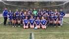 Vancleave Bulldogs Girls Varsity Soccer Winter 17-18 team photo.