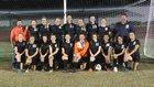 Lake Wales Highlanders Girls Varsity Soccer Winter 17-18 team photo.