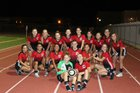 Bradshaw Mountain Bears Girls Varsity Soccer Winter 17-18 team photo.