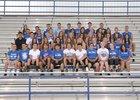 Socorro Warriors Boys Varsity Track & Field Spring 16-17 team photo.