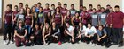 Tularosa Wildcats Boys Varsity Track & Field Spring 16-17 team photo.