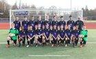 Kamiak Knights Boys JV Soccer Spring 17-18 team photo.