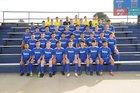 Bryant Hornets Boys JV Soccer Spring 17-18 team photo.