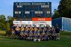 Carolina Crusaders Crusaders Boys JV Football Fall 14-15 team photo.