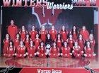 Winters Warriors Girls Varsity Soccer Winter 15-16 team photo.