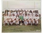 South Lake Eagles Girls Varsity Soccer Winter 15-16 team photo.