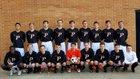 Prairie Hawks Boys Varsity Soccer Spring 17-18 team photo.