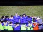 LaGrange Grangers Boys Varsity Soccer Spring 17-18 team photo.