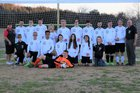 Lead Hill Tigers Boys Varsity Soccer Spring 17-18 team photo.