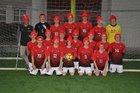 Bellingham Red Raiders Boys Varsity Soccer Spring 17-18 team photo.