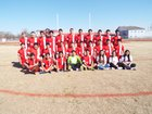 Dardanelle Sand Lizards Boys Varsity Soccer Spring 17-18 team photo.
