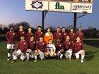 Morrilton Devil Dogs Boys Varsity Soccer Spring 17-18 team photo.