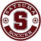 Satsuma Gators Boys Varsity Soccer Spring 17-18 team photo.
