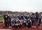 Wynne Yellowjackets Boys Varsity Soccer Spring 17-18 team photo.