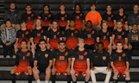 James Monroe Yellow Jackets Boys Varsity Soccer Spring 17-18 team photo.