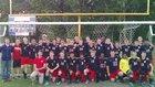 Georgia Military College Bulldogs Boys Varsity Soccer Spring 17-18 team photo.