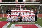 King's Knights Boys Varsity Soccer Spring 17-18 team photo.