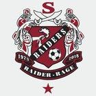 Southeast Whitfield County Raiders Boys Varsity Soccer Spring 17-18 team photo.