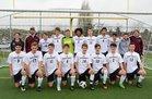 Northwest House Boys Varsity Soccer Spring 17-18 team photo.
