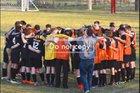 Sergeant Bluff-Luton Warriors Boys Varsity Soccer Spring 17-18 team photo.