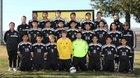 Royal Knights Boys Varsity Soccer Spring 17-18 team photo.