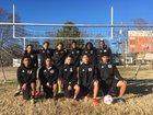 Lakeside Beavers Boys Varsity Soccer Spring 17-18 team photo.