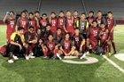 Hope Bobcats Boys Varsity Soccer Spring 17-18 team photo.