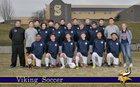Selah Vikings Boys Varsity Soccer Spring 17-18 team photo.