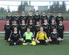 Lake Stevens Vikings Boys Varsity Soccer Spring 17-18 team photo.