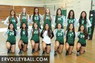 Eagle Rock Eagles Girls Varsity Volleyball Fall 13-14 team photo.