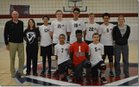 Vacaville Christian Falcons Boys JV Volleyball Spring 15-16 team photo.