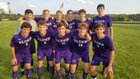 Elder Panthers Boys Varsity Soccer Fall 18-19 team photo.