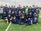 Victoria Soto  Boys Varsity Soccer Fall 18-19 team photo.